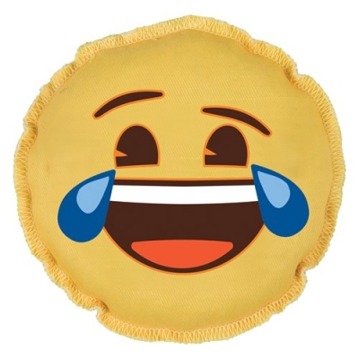 Emoji Tears of Joy Grip Sack