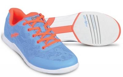 Lace - Blau/Orange