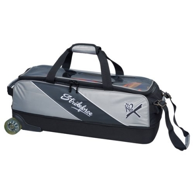 Fast Slim 3 Ball Tote/Roller Silber