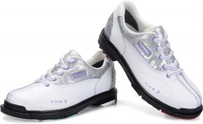 T.H.E. 9 - Weiß/Lila/Silber