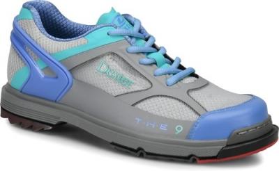 T.H.E. 9 HT - Grau/Immergrün/Blau