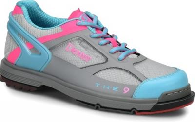 T.H.E. 9 HT - Grau/Blau/Pink