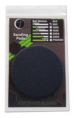 TruCut Sanding Pad 500 Grit
