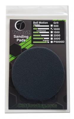 TruCut Sanding Pad 1000 Grit