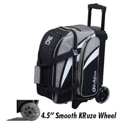 Cruiser Smooth - Double Roller - Grau