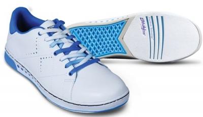 Gem - Weiß/Blau - Breit