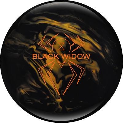 Black Widow - Schwarz/Gold