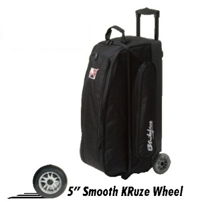 Cruiser Smooth 3 Ball Roller Schwarz