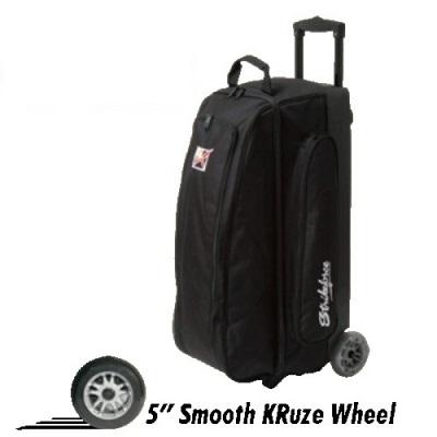 Cruiser Smooth - Triple Roller - Schwarz