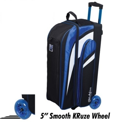 Cruiser Smooth 3 Ball Roller Blau