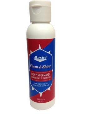 Clean&Shine - Reiniger+Politur - Gel - 4oz