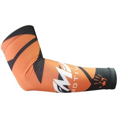 Konstriktor - Kompressions-Bandage - Schwarz/Orange