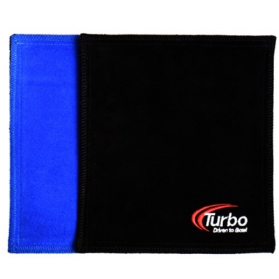 Dry Towel - Shammy - Leder - Blau/Schwarz