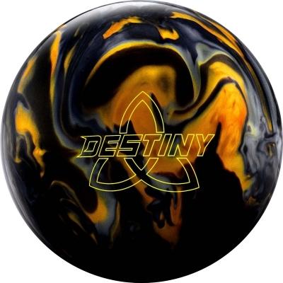 Destiny Hybrid - Schwarz / Gold / Silber