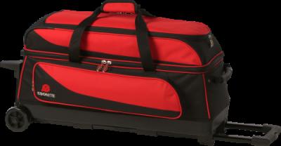 Transport III - Triple Roller - Rot/Schwarz