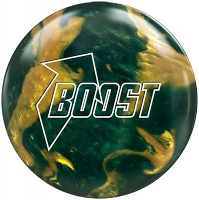 Boost - Smaragd/Gold - Pearl