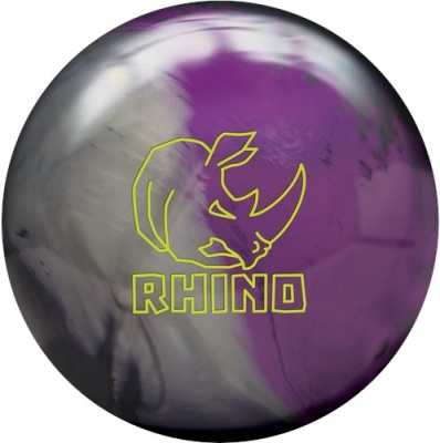 Rhino - Holzkohle/Silber/Violett