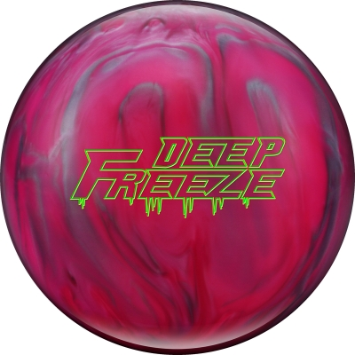 Deep Freeze - Pink Frost