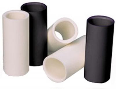 Pro V2 Vinyl Ovaler Daumeneinsatz Weiß