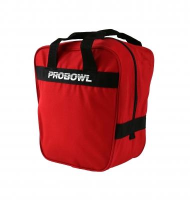 Pro Bowl Basic - Single Tote - Rot