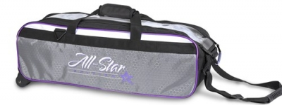 All-Star Edition - Triple Tote - Lila/Schwarz