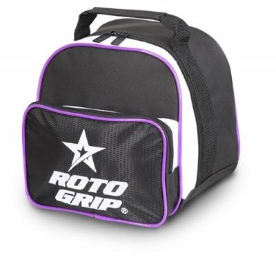 Roto Caddy - Add-A-Bag - Schwarz/Lila