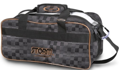 Storm - Double Tote - Schwarz/Gold