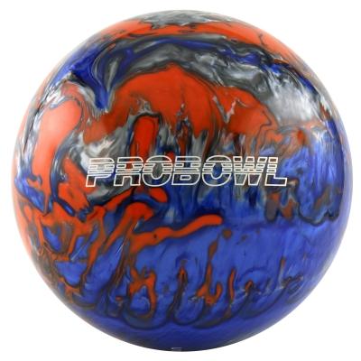 Pro Bowl - Blau/Orange/Silber