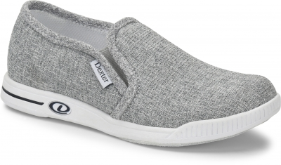 Comfort Slip On Suzana - Grau/Twill