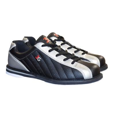 Kicks - Schwarz/Silber