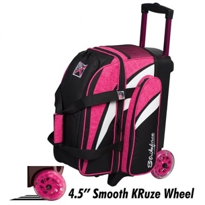 Cruiser Smooth - Double Roller - Pink