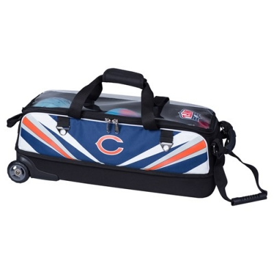Chicago Bears - Slim Triple Roller