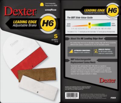 Wechselabsatz Leading Edge Heel Large H6