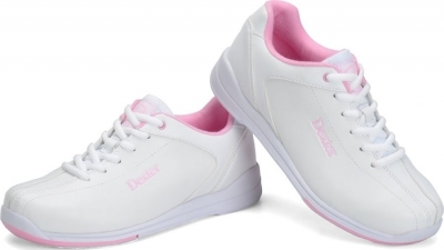 Raquel IV - Weiß/Pink