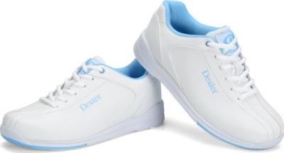 Raquel IV - Weiß/Blau