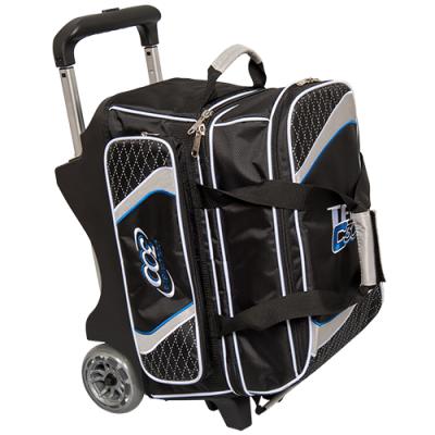 C300 Team - Double Roller - Schwarz/Silber