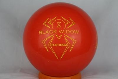 Black Widow - Platinum - Orange Sparkle (International)
