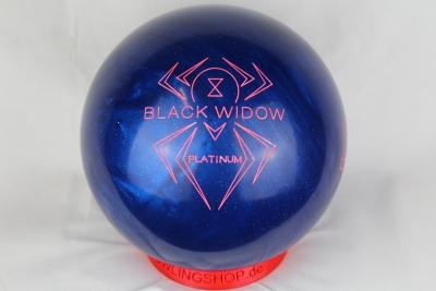 Black Widow - Platinum - Blue Sparkle (International)