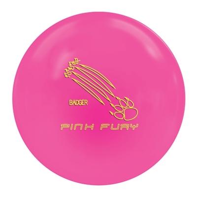 Badger Pink Fury