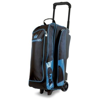Blitz - Triple Roller - Schwarz/Blau