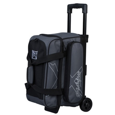 Hybrid X - Double Roller - Holzkohle