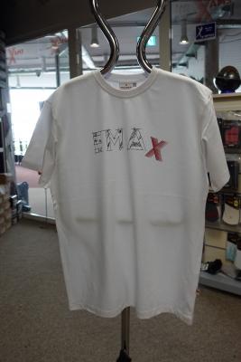 Emax Baumwoll Shirt mit Aufdruck
