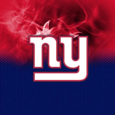 NFL New York Giants - Dye Sub - Handtuch - Mikrofaser