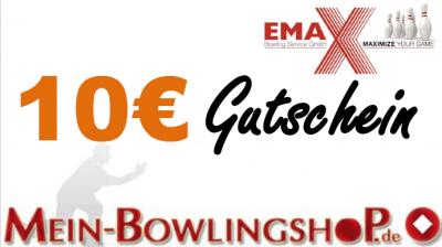 Mein-Bowlingshop.de - Gutschein - 10€