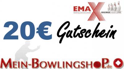 Mein-Bowlingshop.de - Gutschein - 20€