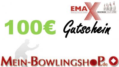 Mein-Bowlingshop.de - Gutschein - 100€