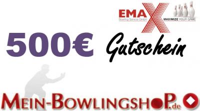 Mein-Bowlingshop.de - Gutschein - 500€