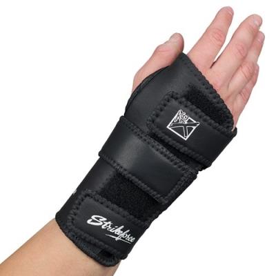 Leather Positioner Plus - Handgelenkstütze - Leder - Schwarz