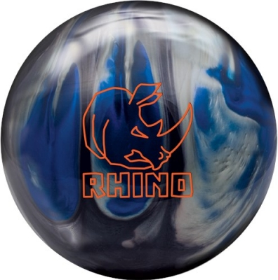 Rhino - Schwarz/Blau/Silber