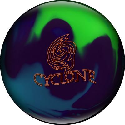 Cyclone - Lila/Blaugrün/Limette